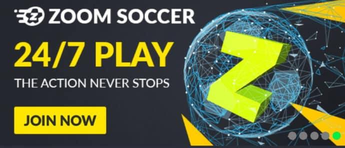 Bet9ja Zoom Soccer